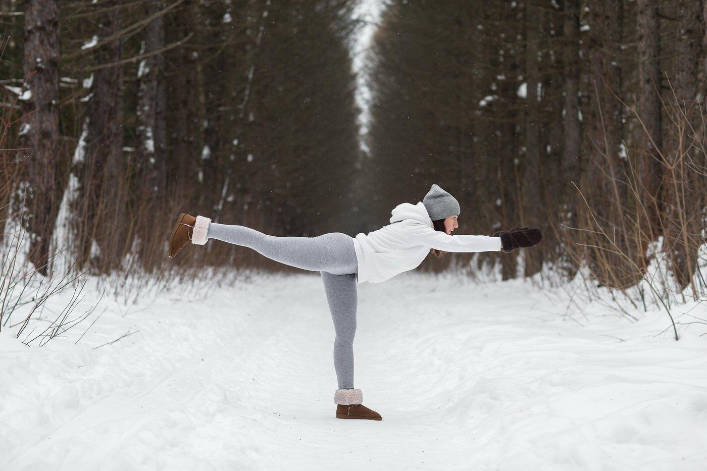 Simply Soulful Yoga - Christmas, Festive, Winter