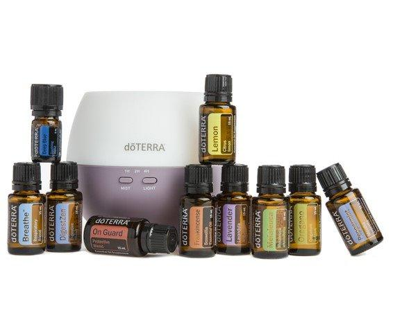 Simply Soulful Therapies - Doterra home essentials kit