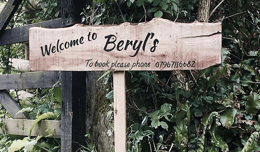 Beryl's Campsite